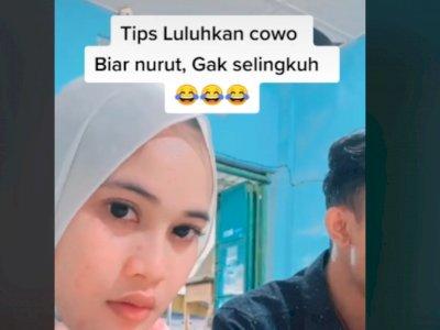 Viral Ditonton 6,1 Juta Kali, Cewek Bagi Tips Luluhkan Pasangan, Netizen: Jorok!