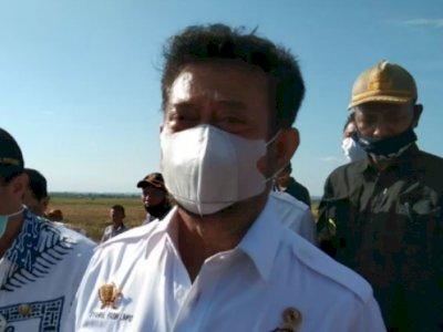 Di Tengah Pandemi COVID-19, Menteri Pertanian Ajak Petani Jadi Pahlawan Pangan