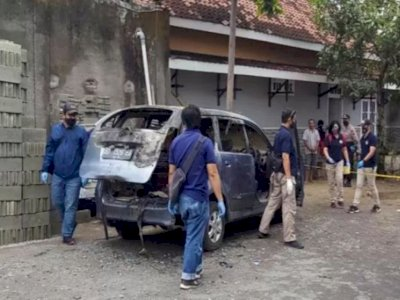 Pelaku Pembakar Wanita Dalam Mobil di Sukoharjo Ditangkap!