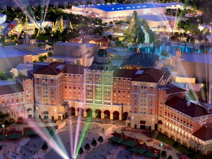 Jadi yang Ketiga di Asia, Universal Studios Beijing akan Dibuka Tahun Depan