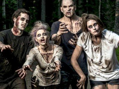 Ini Beda Wabah Corona dan Wabah Zombie Jika Benar Ada di Dunia Nyata
