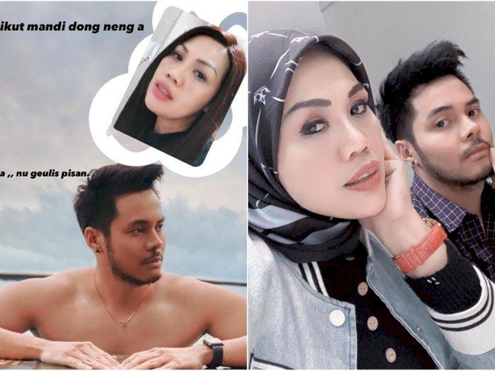 Unggah Foto Tak Pakai Hijab Bareng Pacar, Elly Sugigi Dinyinyiri Netizen