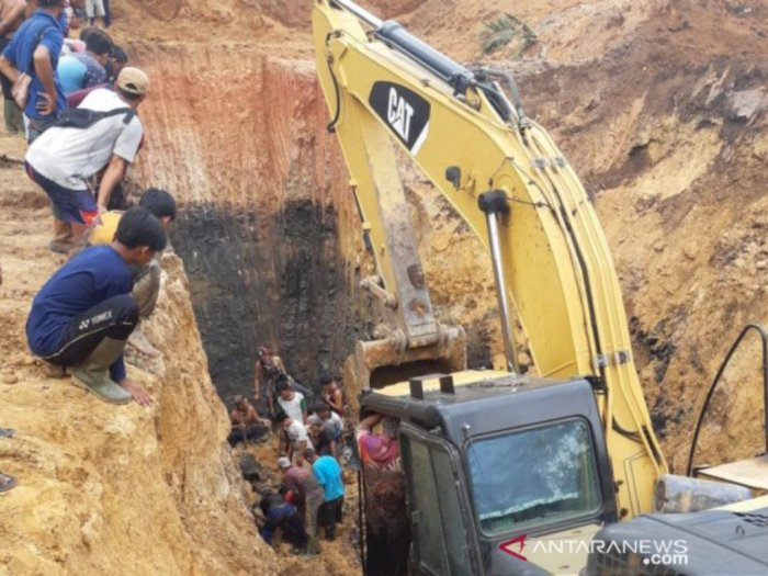 Tambang Batubara Ilegal di Muara Enim Menjamur Sejak 2010, Diduga Sekongkol dengan Aparat