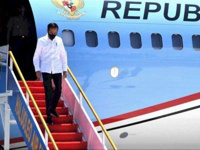 FOTO: Kunjungan Presiden ke Sulawesi Tenggara