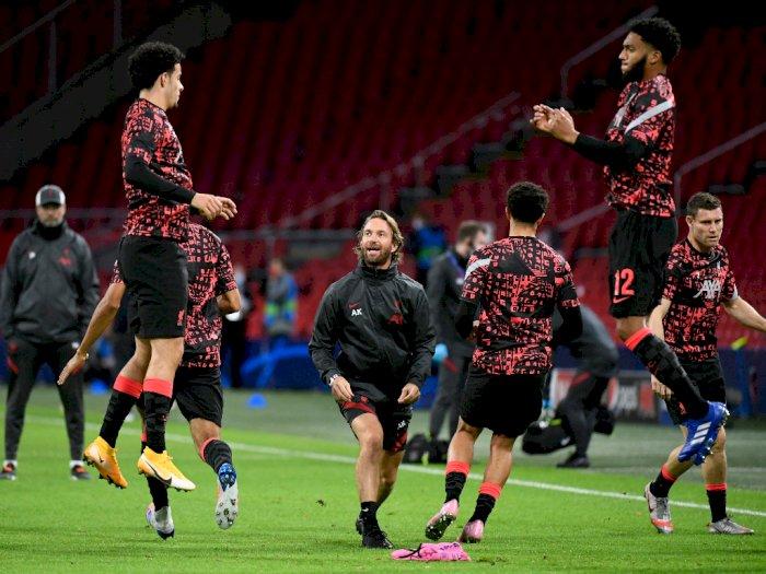 Liverpool Yang Menang Tanpa Ciptakan Gol Saat Hadapi Ajax Serta Fakta Menarik Laga Ini