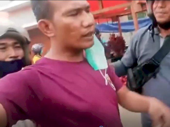 Debt Collector Mau Tarik Motor Tentara, Minta Maaf Tak Terima & Dihukum Push-up 30 Kali