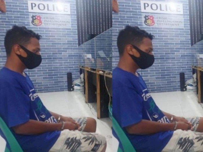 Demi Biaya Nikah, Pegawai Rumah Sakit di Tebing Tinggi Nekat Curi Motor Seorang Perawat