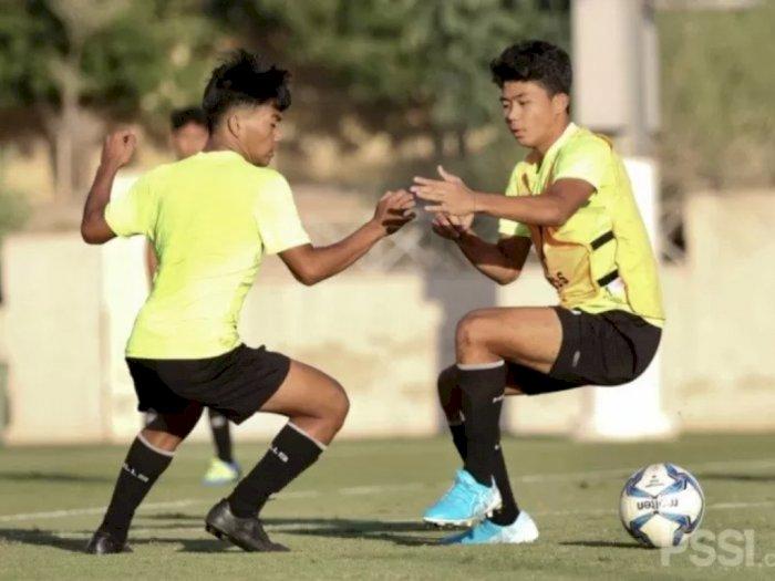 Laga Uji Coba, Timnas U-16 Indonesia Ditaklukkan UAE 2-3