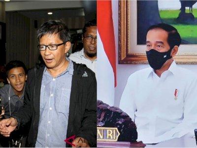 Kritisi Setahun Jokowi-Ma'ruf, Rocky Gerung Beri Nilai A Minus: A Bohong, Minus Jujur