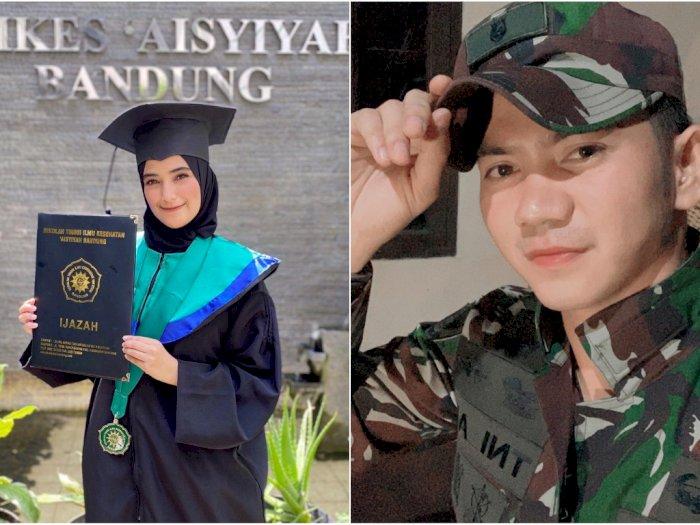 Rizky DA Beri Ucapan Selamat untuk Istri saat Wisuda, Netizen Doakan Rujuk Kembali