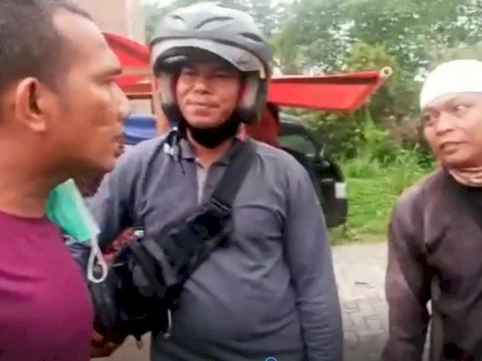 Viral Debt Collector Kena Batunya, Paksa Tarik Motor Milik Tentara Jadi Dipermalukan Gini