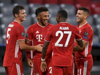 Bayern Munich Hancurkan Atletico Madrid di Liga Champions Dengan Skor 4-0