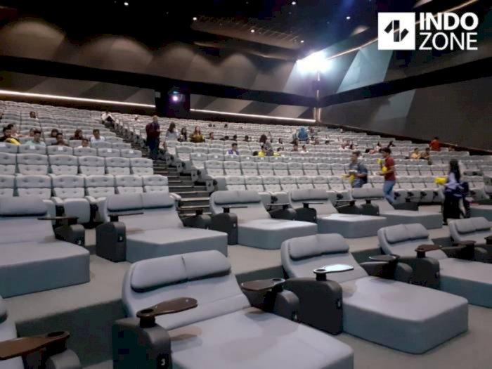 Bioskop di Jakarta Kembali Dibuka, Simak Protokol Kesehatan yang Harus Dipatuhi