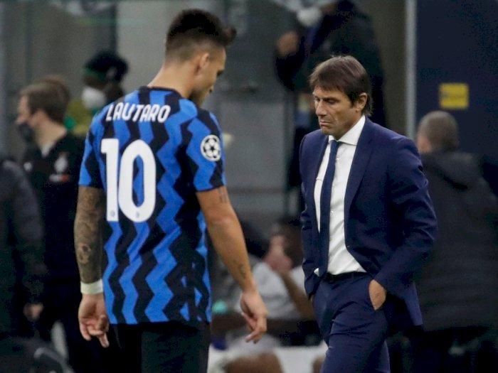FOTO: Liga Champions, Inter Milan Ditahan 2-2 Oleh Monchengladbach