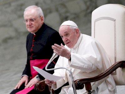 Paus Fransiskus Sebut Pasangan LGBT Berhak Punya Keluarga dan Dapat Perlindungan Hukum