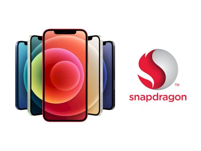 Apple Ternyata Gunakan Modem 5G Snapdragon X55 di iPhone 12 Terbarunya