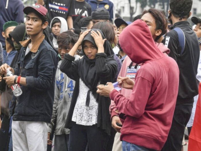 Anak di Bawah Umur Ikut Aksi Demonstrasi, Orang Dewasa Diminta Buka Ruang Diskusi
