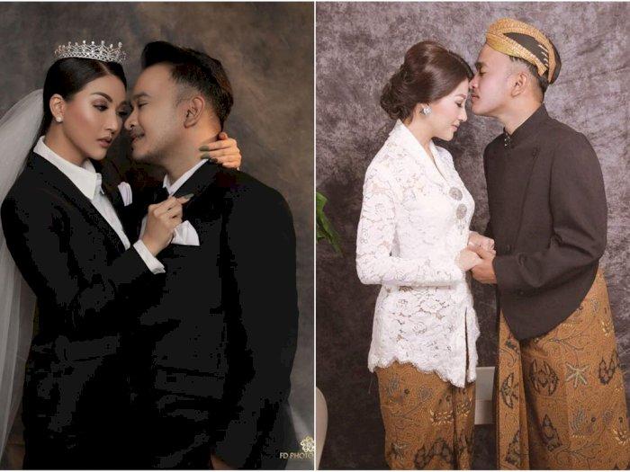 Rayakan Anniversary ke-7, Ini Pesan Cinta Ruben Onsu untuk Sarwendah