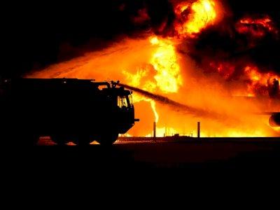 Terdengar 3 Kali Ledakan saat Kebakaran Tewaskan 1 Keluarga di Tangerang
