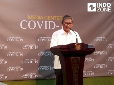 Achmad Yurianto Dicopot dari Dirjen Kemenkes, Menkes: Dalam Rangka Meningkatkan Kinerja