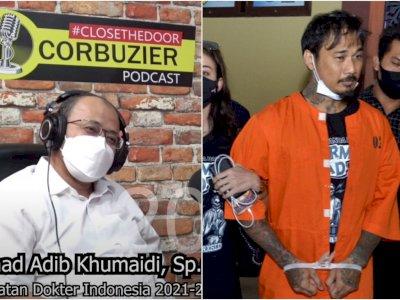 Tak Punya Niat Jebloskan ke Penjara, Ketua IDI Berharap Jerinx Jadi Mitra Setelah Bebas