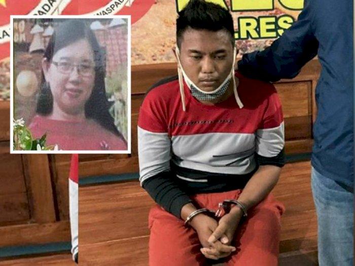 Terungkap Sosok Eko Prasetyo Pembunuh Sadis Yulia Kerabat Jokowi, Dihabisi di Kandang Ayam
