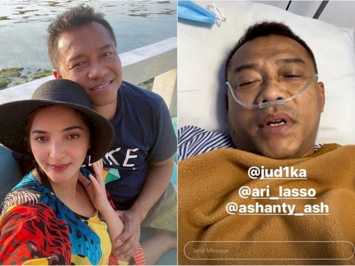Ashanty Heran Lihat Anang Hermansyah Bisa Langsung Buat Video Padahal Baru Selesai Operasi