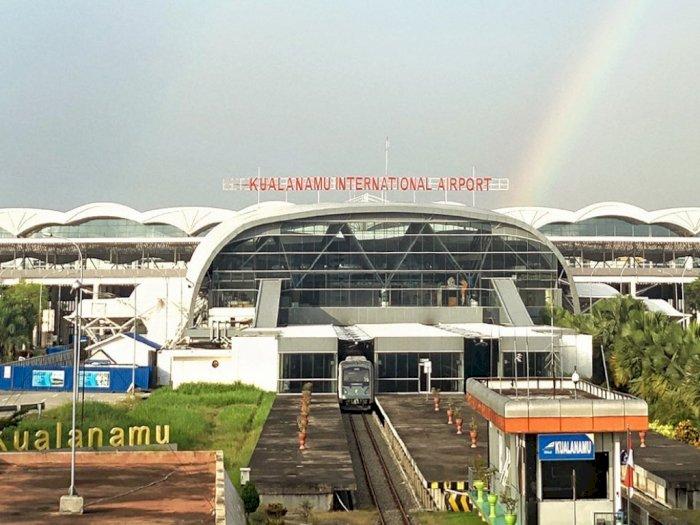 Airport Tax Dibebaskan, Tarif Tiket Pesawat Medan-Jakarta Turun Drastis, Segini  Harganya!