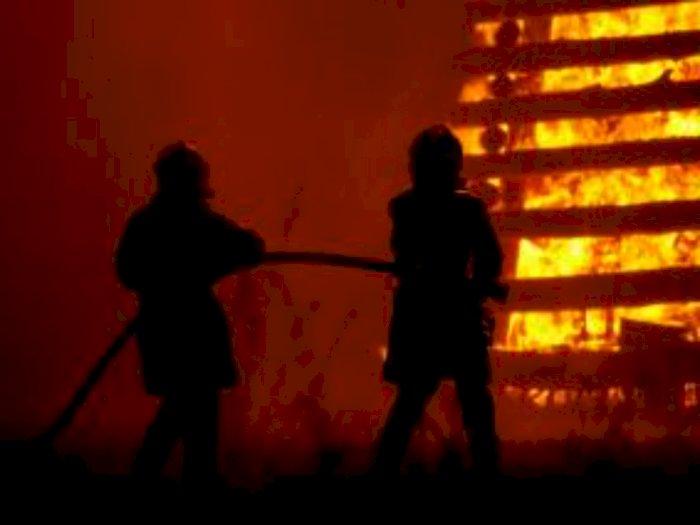 BPBD Duga Kebakaran Tewaskan Sekeluarga di Tangerang akibat Korsleting Listrik