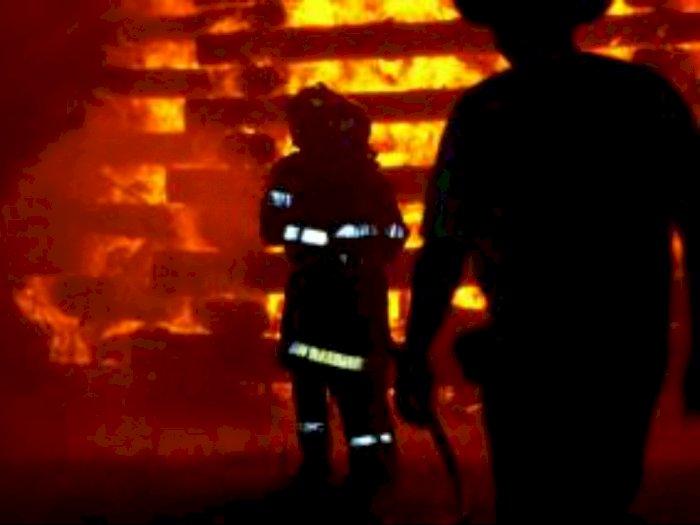 Heboh Kebakaran Lahap 4 Rumah dan Tewaskan 1 Keluarga di Tangerang