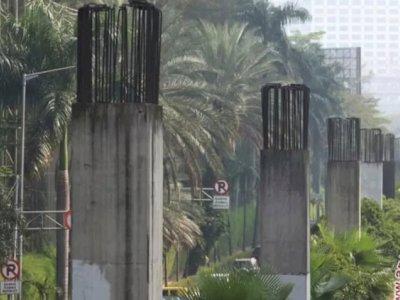 Terkait Proyek Monorel yang Mangkrak, DKI Jakarta Akan Segera Lakukan Evaluasi