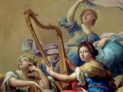 Muses, Sembilan Dewi Yunani Penguasa Sasta dan Seni