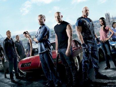 "Sekuel ""Fast & Furious"" akan Berakhir di Film Ke-11, Benarkah?"