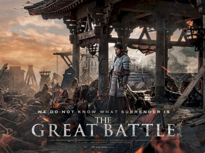 "Sinopsis ""The Great Battle (2018)"" -  Kisah Pertempuan Epik Melawan Dinasti Tang"