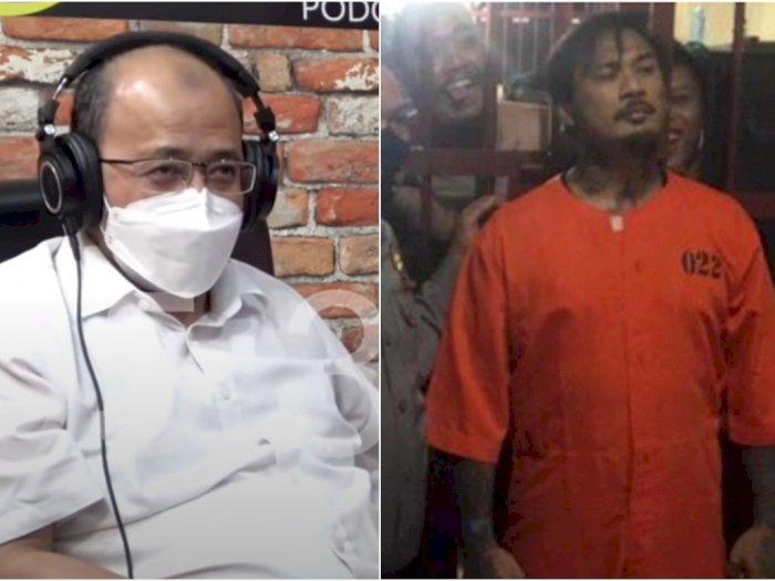 Ketua IDI Mengaku Tak Punya Niat Jebloskan Jerinx ke Penjara: Kalau Bebas Tidak Masalah
