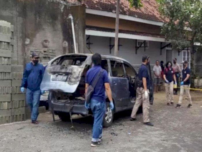 Terungkap, Karena Masalah Utang Berujung Bunuh dan Bakar Wanita Dalam Mobil di Sukoharjo