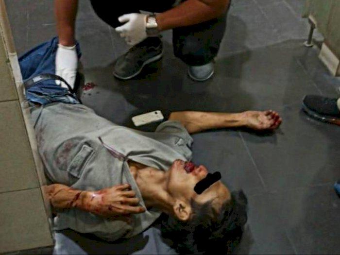 Permisi ke Kamar Mandi, Lelaki Ini Muntah Darah dan Tewas di Plaza Millenium