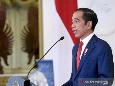 Presiden Jokowi: Pandemi COVID-19 Jadi Momentum Penguatan Kesehatan Nasional