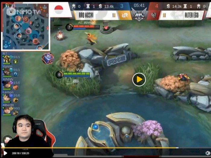 Streamer Mobile Legend Dapat Review Untuk Tidak Mainkan LoL: Wild Rift