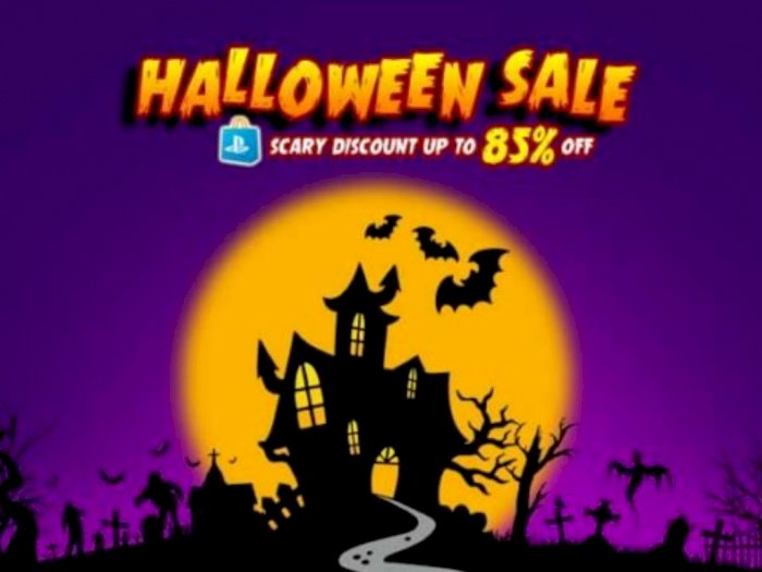 Sony Playstation Beri Diskon Gede-gedean Jelang Halloween Week!