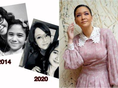 Foto Bareng Tissa Biani, Maia Estianty Merasa Lebih Muda: Apa karena Sudah Punya Suami?