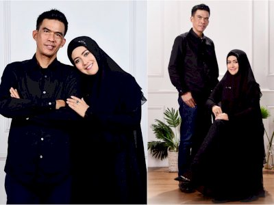 Kiwil Nikahi Janda Asal Bandung, Meggy Wulandari Malah Pamer Foto Mesra Bareng Suami