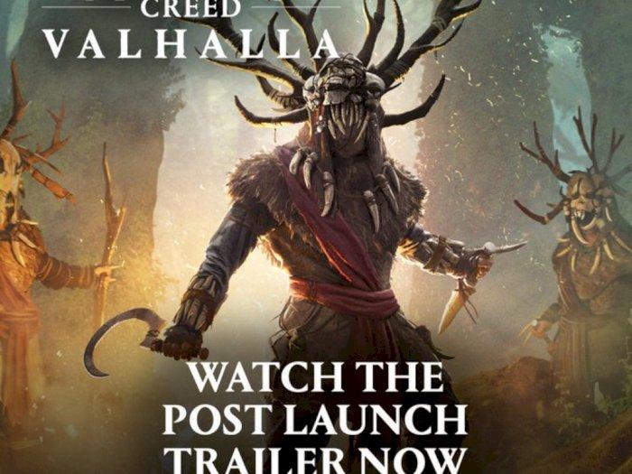 Assassin's Creed Valhalla Bekolaborasi Dengan Vinland Saga