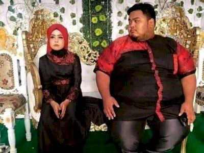 Video Pengantin Wanita Jijik Disentuh Suaminya di Pelaminan, Sampai Nangis Saking Jijiknya