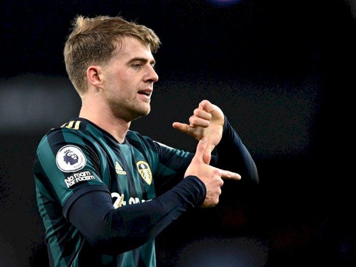 Cetak Hattrick untuk Kemenangan Leeds atas Aston Villa, Patrick Bamford Bikin Rekor
