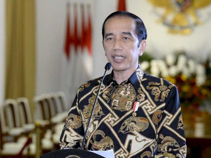 Presiden Jokowi Yakin Perekonomian Indonesia Akan Segera Pulih