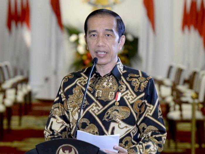 Jadi Garda Terdepan, Jokowi Ucapkan Terima Kasih Setinggi-tingginya kepada para Dokter