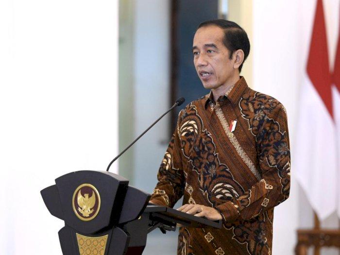 Hut ke-70 IDI, Presiden Jokowi Minta Semua Lembaga Hilangkan Sifat Egosentrisme