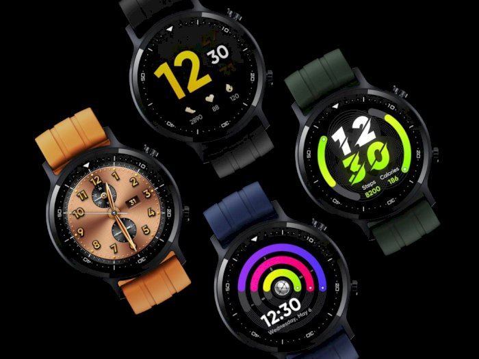 Realme Watch S Segera Diumumkan 2 November, Spesifikasi Utamanya Terungkap!