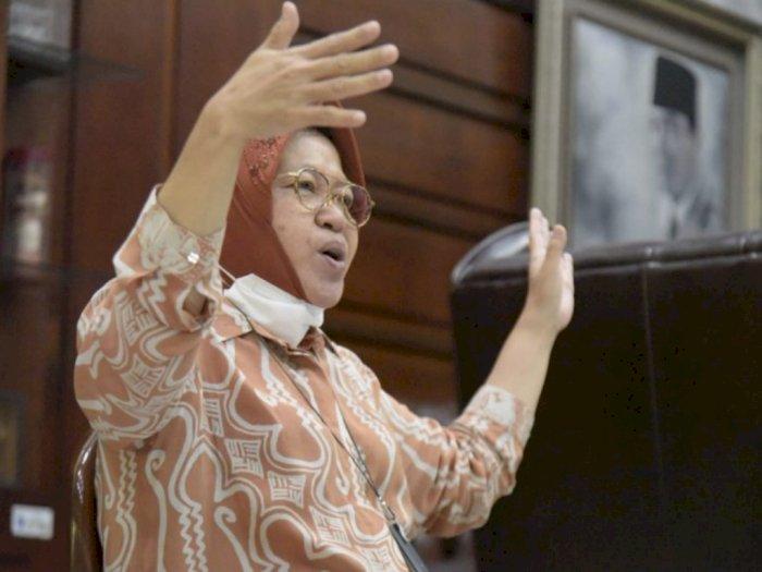 10 Tahun Pimpin Surabaya, Risma Berbagi Suka Duka Membangun Ibu Kota Jawa Timur